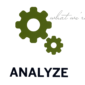 business sign analyze researching